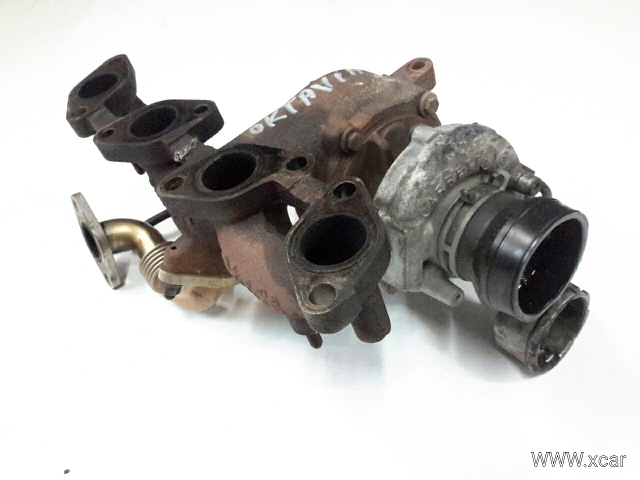 Turbo-Τουρμπίνα SKODA OCTAVIA Hatchback / 5dr 2004 - 2008 ( 5  } 2000  ( BKD  }  Diesel  140  16 valve  TDI #03G253014H