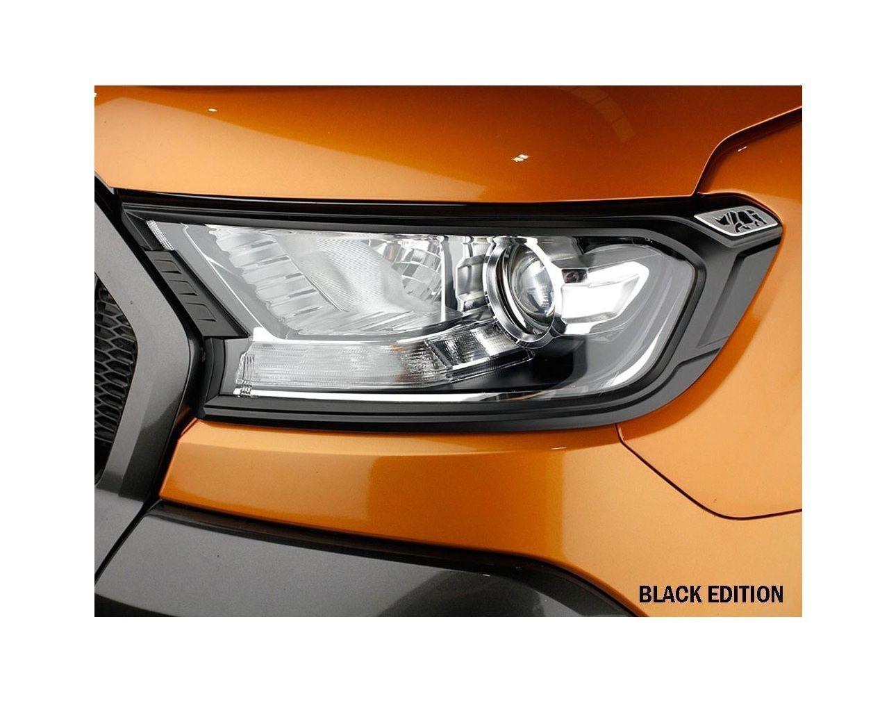Διακοσμητικό Φανού FORD RANGER Pick-Up / 2WD / 2dr Μιάμιση Καμπίνα  2015 -  2.5 L Duratec 25 I4 (petrol } #WI.36020
