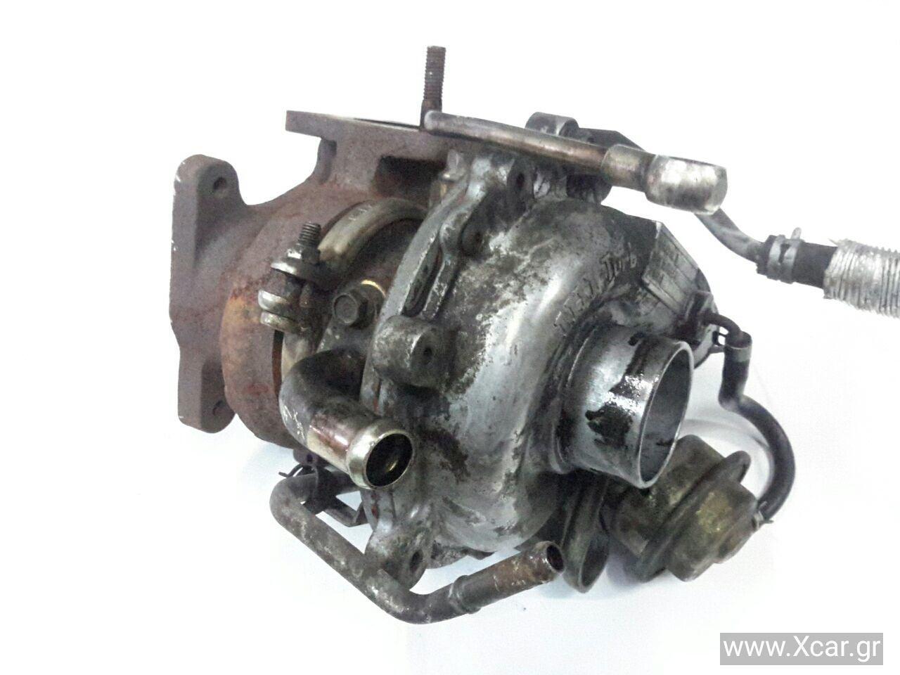 Turbo-Τουρμπίνα FORD RANGER Pick-Up / 2WD / Μονη Καμπίνα 1999 - 2003 ( TU_  } 2500 ( WL  } Diesel 78 #VJ330407