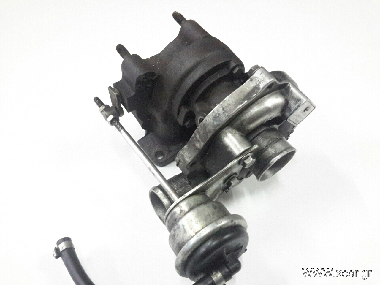 Turbo-Τουρμπίνα RENAULT KANGOO MPV / ΠΟΛΥΜΟΡΦΙΚΑ / 5dr 2003 - 2008 ( KC  } 1500 (K9K704 } Diesel 57 dCi #22735H33771