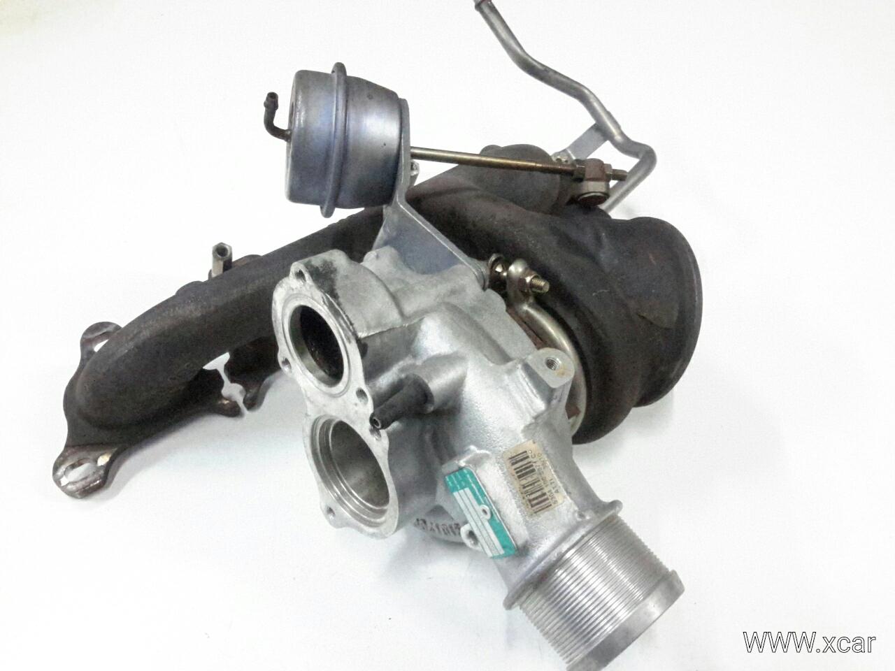 Turbo-Τουρμπίνα OPEL INSIGNIA Sedan / 4dr 2008 - 2013 1600  ( A16LET  }  Petrol  180  Turbo #055355617