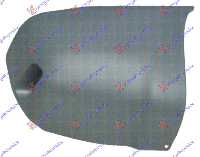 Άκρο Προφυλακτήρα TOYOTA RAV-4 SUV/ ΕΚΤΟΣ ΔΡΟΜΟΥ/ 5dr 2003 - 2005 ( XA20  } 1800 (1ZZ-FE } petrol 125 ( ZCA26  } VVTi #014803951