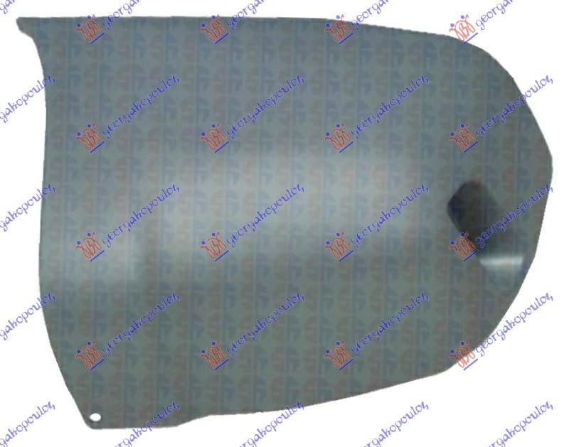 Άκρο Προφυλακτήρα TOYOTA RAV-4 SUV/ ΕΚΤΟΣ ΔΡΟΜΟΥ/ 5dr 2003 - 2005 ( XA20  } 1800 (1ZZ-FE } petrol 125 ( ZCA26  } VVTi #014803952