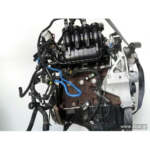 Κινητήρας - Μοτέρ FIAT GRANDE PUNTO 2008 - 2012 ( 199 ) 199A4000