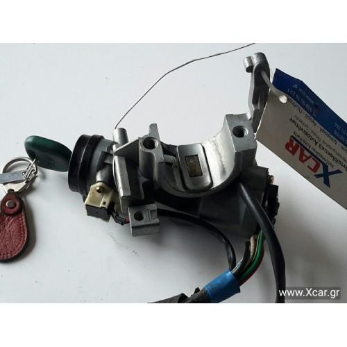 Κλειδαριά Τιμονιού Με κλειδί KIA RIO 2002 - 2005 ( DC ) 47361B