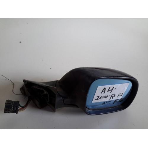 Καθρέφτης Ηλεκτρικός Βαφόμενος AUDI A4 1999 - 2001 ( 8D ) Δεξιά XC846