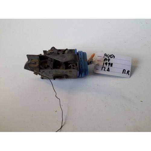 Κλειδαριά Πόρτας Ηλεκτρομαγνητική AUDI A4 1995 - 1998 ( 8D ) Πίσω Δεξιά XC1226