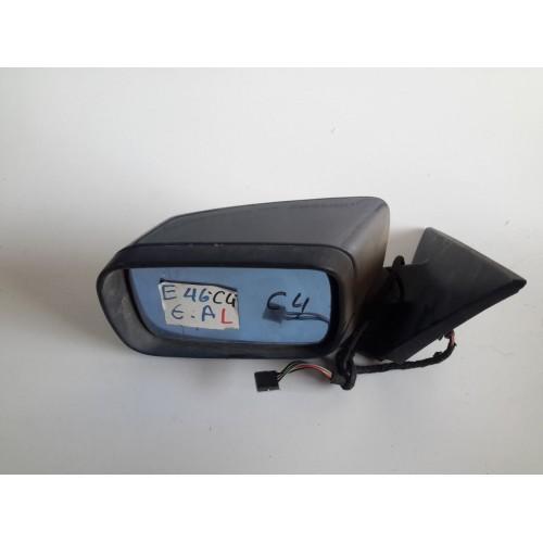 Καθρέφτης Ηλεκτρικός Βαφόμενος BMW 3 Series 1999 - 2003 ( E46 ) Αριστερά XC1015