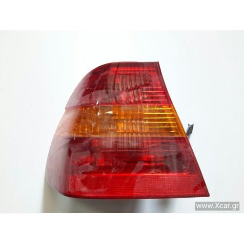 Φανάρι Πίσω Εξωτερικό BMW 3 Series 2003 - 2005 ( E46 F/L ) Αριστερά XC7806