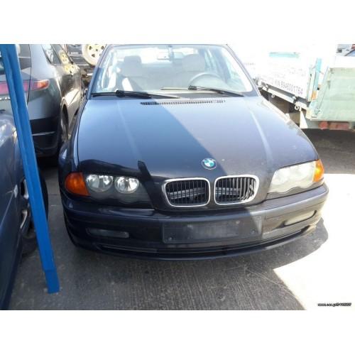 Ολόκληρο Αυτοκίνητο BMW 3 Series 1999 - 2003 ( E46 ) XC536