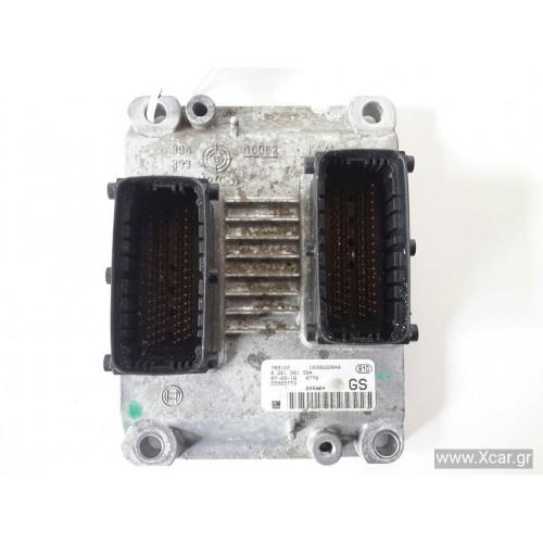 Εγκέφαλος Κινητήρα OPEL CORSA 2006 - 2011 ( D ) BOSCH 0261201994