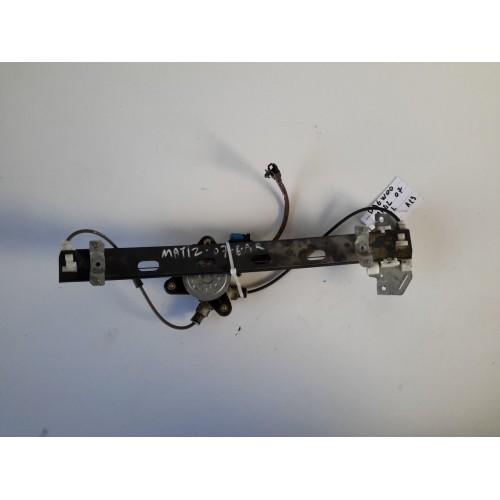 Γρύλος Παραθύρου Με Μοτέρ CHEVROLET-DAEWOO MATIZ 2005 - 2010 ( M200 ) CHEVROLET Εμπρός Αριστερά XC2506