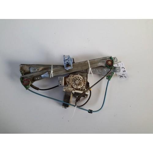 Γρύλος Παραθύρου Με Μοτέρ CITROEN C2 2003 - 2008 ( JM ) Εμπρός Δεξιά XC2497