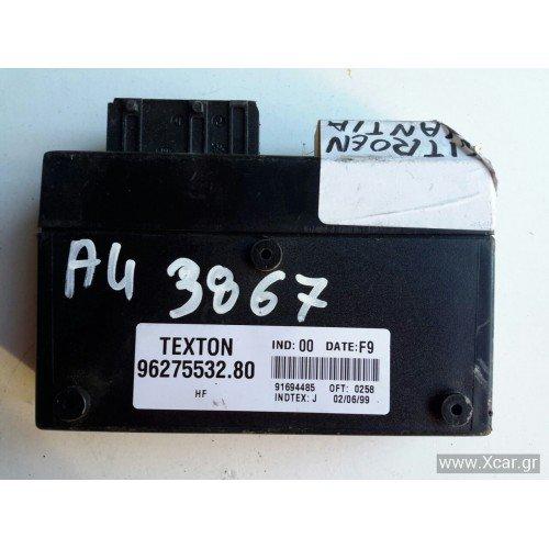 Μονάδα Άνεσης CITROEN XANTIA 1998 - 2001 ( X2 ) 9627553280