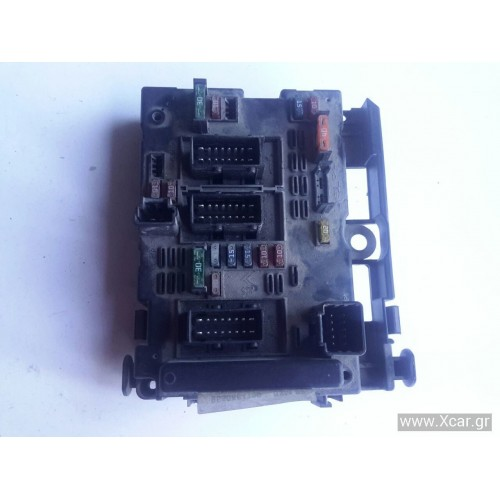 Ασφαλειοθήκη PEUGEOT 307 2001 - 2005 ( 3A ) ( 3C ) DELPHI 9650664180