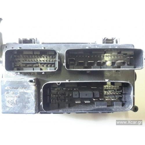 Ασφαλειοθήκη Εξωτερική OPEL CORSA 2006 - 2011 ( D ) DELPHI 13217392EF