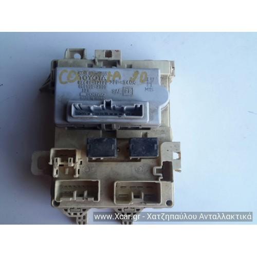 Ασφαλειοθήκη Εσωτερική TOYOTA COROLLA 1997 - 1999 ( A111 ) DENSO 8264112100