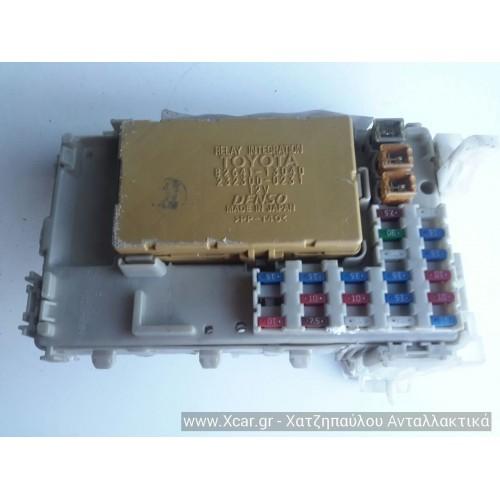 Ασφαλειοθήκη TOYOTA COROLLA 2002 - 2004 ( E120 ) DENSO 8264113040