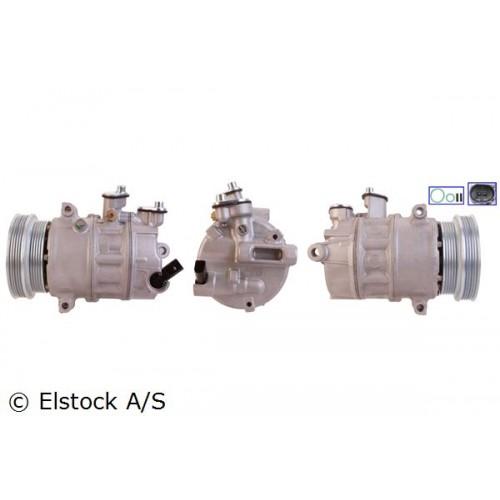 Συμπιεστής A/C (Κομπρέσορας) VW NEW BEETLE 2005 - 2011 ( 9C1 ) ELSTOCK 51-0419