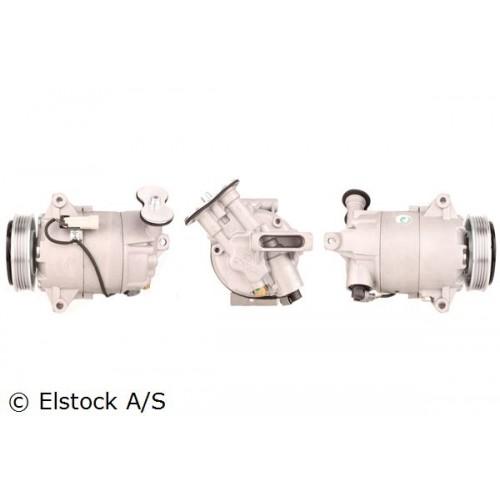Συμπιεστής A/C (Κομπρέσορας) OPEL ASTRA 2004 - 2007 ( H ) ELSTOCK 51-0424