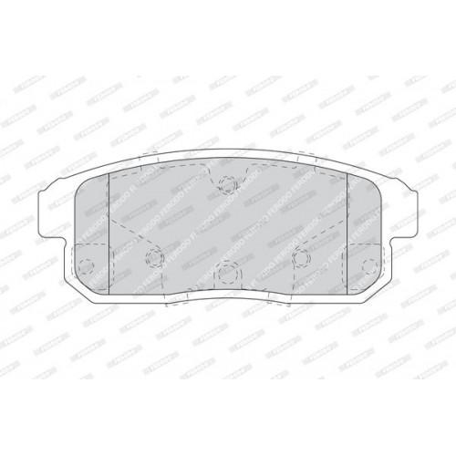 Τακάκια Σετ MAZDA RX8 2003 - 2008 ( SE17 ) FERODO FDB1759