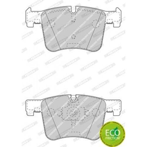 Τακάκια Σετ BMW 3 Series 2012 - 2014 ( F30/31/34 ) FERODO FDB4394