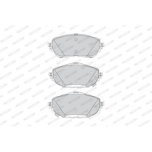 Τακάκια Σετ TOYOTA AURIS 2013 - 2015 FERODO FDB4648
