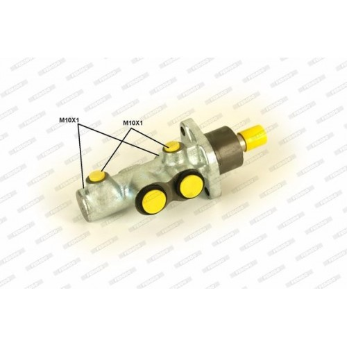Τρόμπα Φρένου FIAT PALIO 1999 - 2004 ( 178DX ) FERODO FHM660
