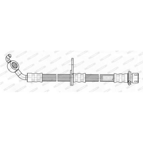 Μαρκούτσια Φρενων TOYOTA RAV-4 2000 - 2003 ( XA20 ) FERODO FHY2635