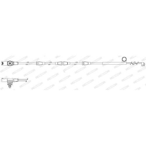 Τακάκια Σετ LANDROVER RANGE ROVER SPORT (LS) 2005 - 2009 ( LS ) FERODO FWI297