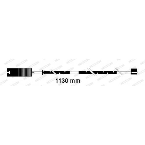 Αξεσουάρ/εξαρτήματα Δισκόφρενο FERODO FWI301