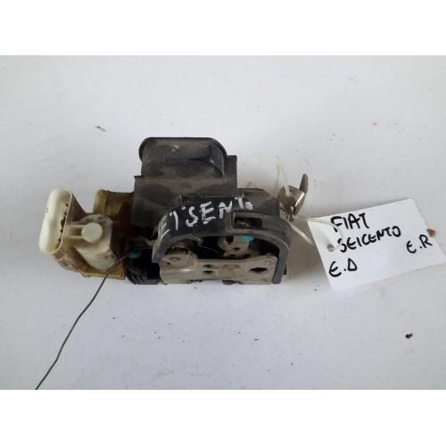 Κλειδαριά Πόρτας Ηλεκτρομαγνητική FIAT SEICENTO 2001 - 2006 ( 187 ) Εμπρός Δεξιά XC1535