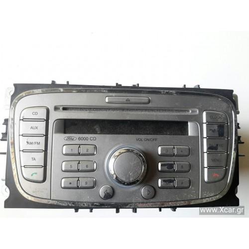 Ράδιο CD FORD FOCUS 2008 - 2011 ( MK2B ) 8M5T18C815AB