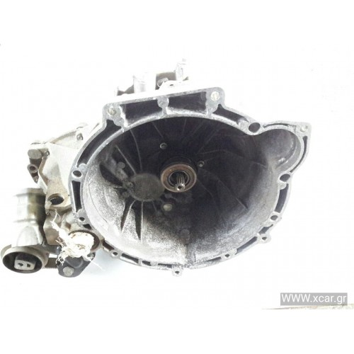 Σασμάν Χειροκίνητο FORD FIESTA 2002 - 2005 ( Mk5a ) 98WT7F096AC