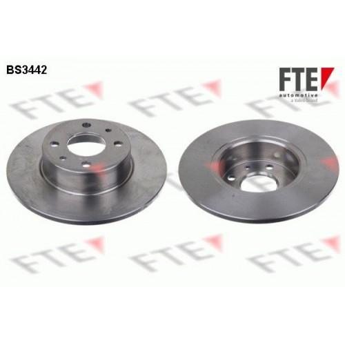 Δισκόπλακες FIAT BRAVO 2007 - 2011 FTE BS3442