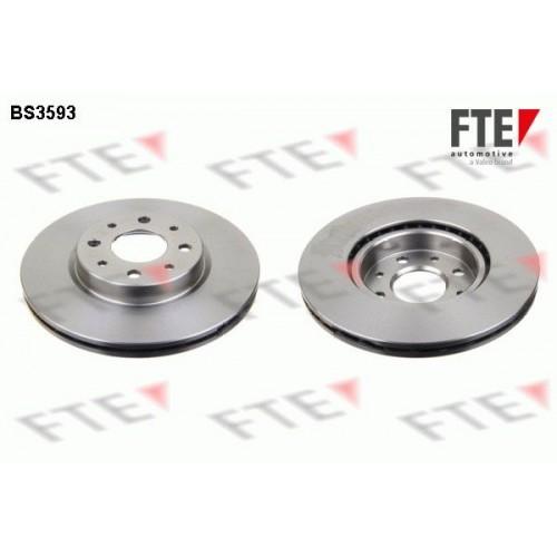 Δισκόπλακες FIAT BRAVA 1995 - 2003 ( 182 ) FTE BS3593