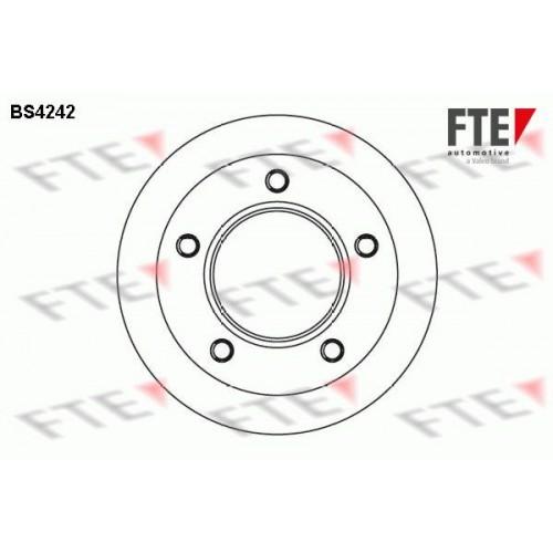 Δισκόπλακες FTE BS4242