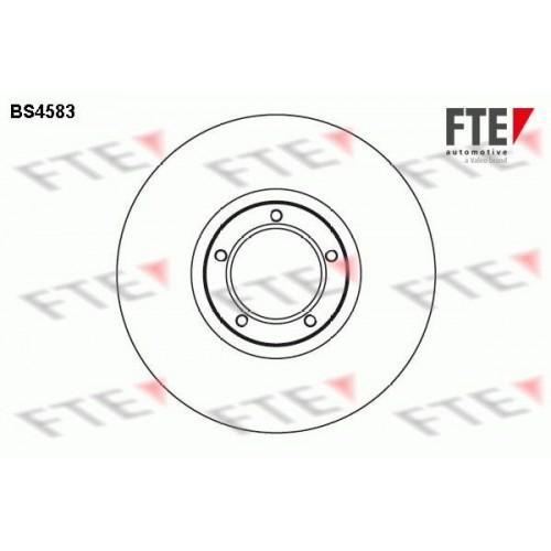 Δισκόπλακες FORD TRANSIT 1987 - 1991 ( T_ _ ) FTE BS4583