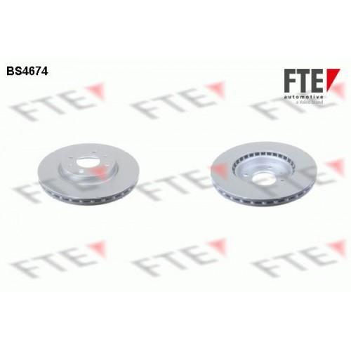 Δισκόπλακες PEUGEOT BIPPER Tepee 2008 - FTE BS4674