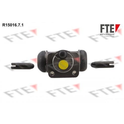 Κυλινδράκια τροχών FTE R15016.7.1