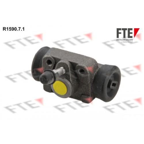 Κυλινδράκια τροχών FTE R1590.7.1