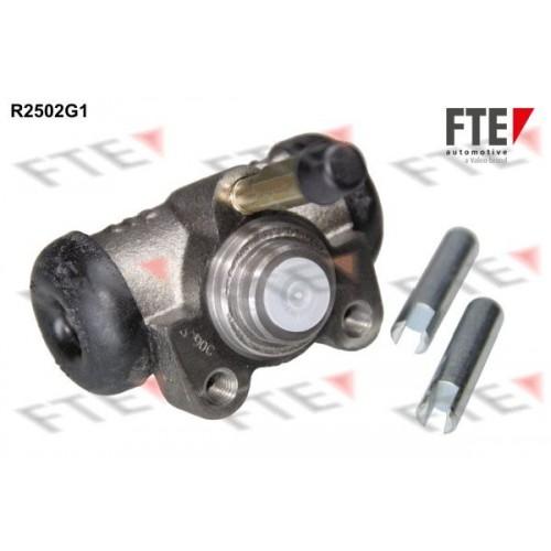 Κυλινδράκια τροχών FTE R2502G1