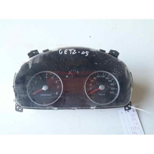 Κοντέρ HYUNDAI GETZ 2002 - 2005 ( TB ) XC438