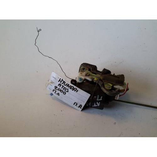 Κλειδαριά Πόρτας Ηλεκτρομαγνητική HYUNDAI ATOS MPV 1997 - 2000 ( MX ) Πίσω Δεξιά XC1231