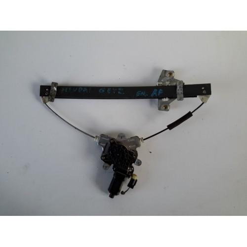 Γρύλος Παραθύρου Με Μοτέρ HYUNDAI GETZ 2002 - 2005 ( TB ) Εμπρός Αριστερά XC2502