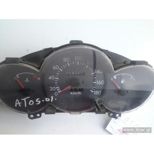 Κοντέρ HYUNDAI ATOS PRIME 1999 - 2001 ( MX ) XC3728