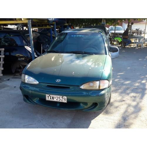 Ολόκληρο Αυτοκίνητο HYUNDAI ACCENT 1997 - 1999 ( UA ) ( X3 ) XC1349