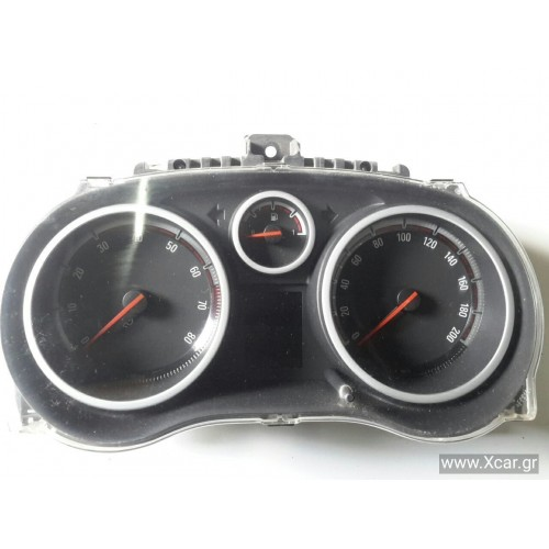 Κοντέρ OPEL CORSA 2006 - 2011 ( D ) JOHNSON CONTROLS 1303304