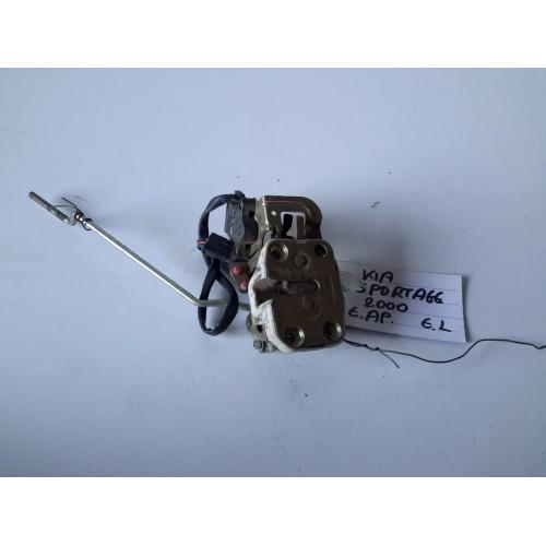 Κλειδαριά Πόρτας Ηλεκτρομαγνητική KIA SPORTAGE 1995 - 1999 ( JA ) Εμπρός Αριστερά XC1494
