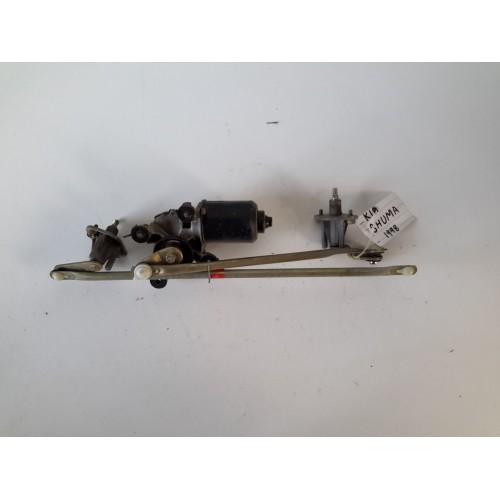 Υαλοκαθαριστήρες Κομπλέ KIA SHUMA 1998 - 2001 ( FB ) Εμπρός XC2678